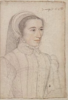 1555 - Renee de Rieux - Clouet