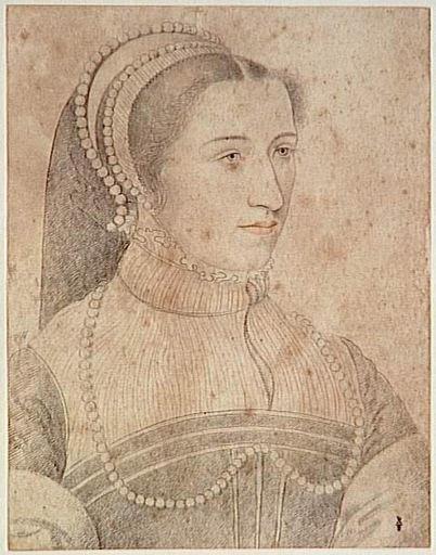 1560 (estimated) - Renée de Rieux, femme de Louis de Sainte-Maure, marquis de Nesle in Musée Condé, Chantilly) - http://www.gogmsite.net/the_middle_1500s_-_1550_to_/1560ca_renee_de_rieux_femme.html