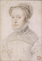 1559 - Elisabeth de France - Clouet