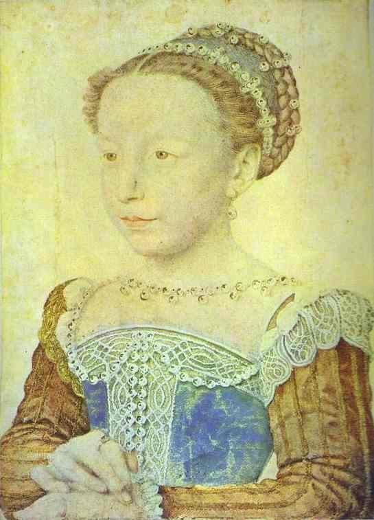 1559 - Queen Margot as a child