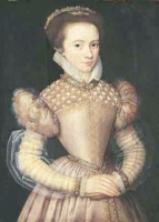 1570 (estimated) - unknown woman