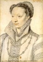 date unknown - Claude Catherine de Clermont, duchesse de Retz. Recueil. Portraits dessinés de la Cour de France