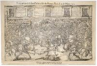 1563 - Gravure de Tortorel et Perrissin