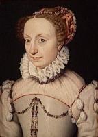 1570 - Jeanne d'Albret - (Clouet?)