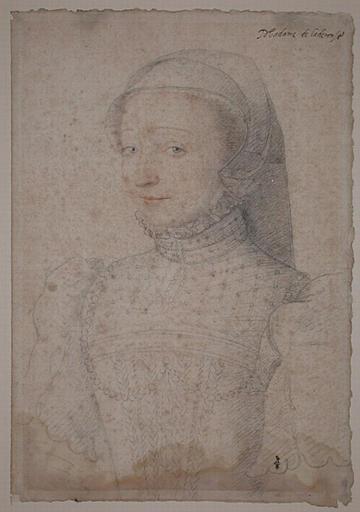1551 - Philiberte de Clermont, dame de Caderousse d'Ancezune