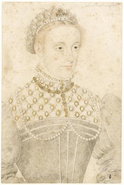 date unknown (estimated 3rd Q of 16th cent) - unknown woman