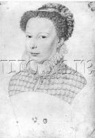 1568 - Marguerite of Valois - Clouet