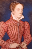 1558 - Mary Queen of Scots (at French Court)
