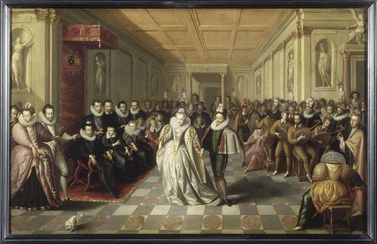 1581 - Le bal de noce du duc de Joyeuse