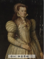 date unknown - a noblewoman - image from Christies' auction