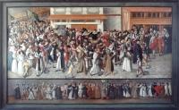 1590s - Francois Bunel - Procession de la Ligue dans l'Ile de la Cité